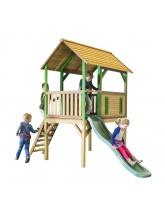 Cabane Enfant BOGO en cèdre