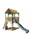 Cabane Enfant PUMBA en cèdre