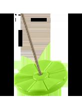Balançoire Disque Vert citron