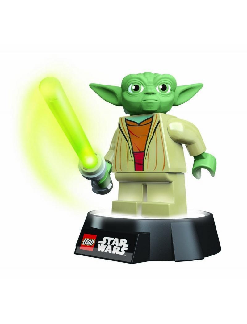 Lampe torche star wars ma tre yoda lego mobilier chambre d 39 enfant jardin concept - Maitre yoda lego ...