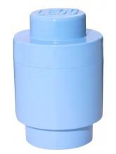Brique de rangement ronde 1 plot - Bleu
