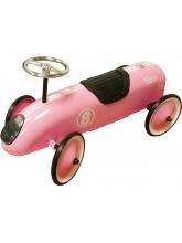 Porteur Racing Rose