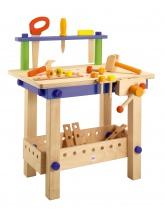 Table de travail pour charpentier