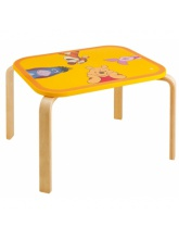 Table Winnie l'ourson