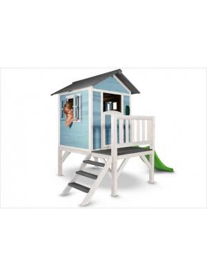 Cabane Enfant Lodge XL Bleu