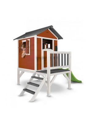 Cabane Enfant Lodge XL Rouge