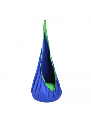 Balançoire Bean Bag Bleu
