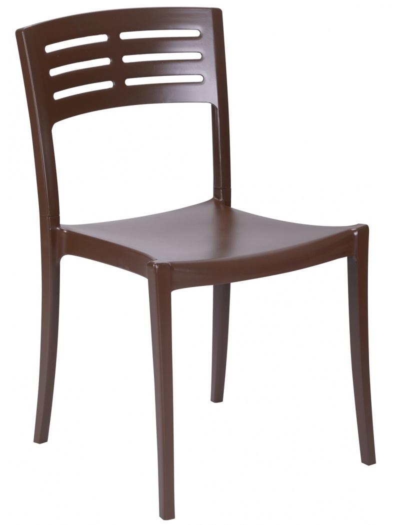 Chaise urban caf grosfillex chaises et fauteuils jardin concept - Chaises grosfillex jardin ...