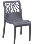 Chaise Vegetal Anthracite