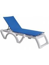 Bain de soleil Jamaica Beach Blanc / Bleu