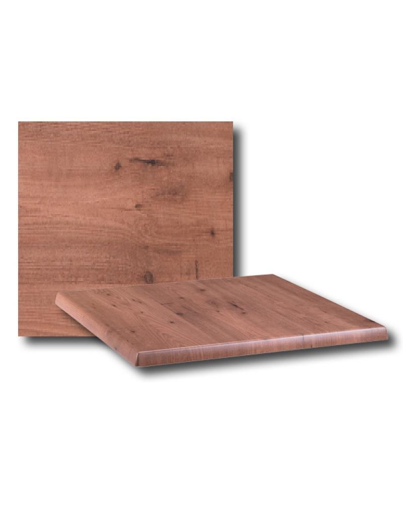 Plateau stratifié 110x70cm Wood
