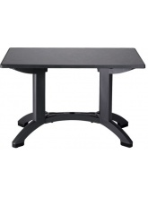 Table Palma 115x70cm Anthracite