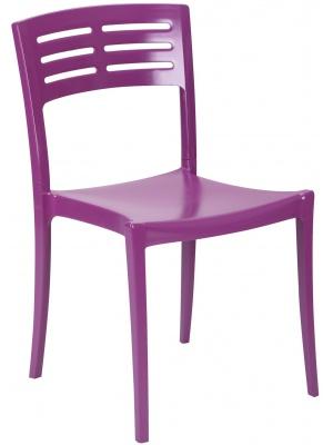 Chaise Urban Purple