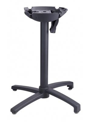 Pied rabattable X-One Noir