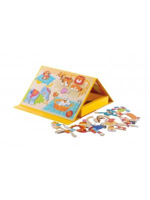 Puzzle Magnétique Cirque 45 pièces