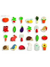 Magnets Jardin