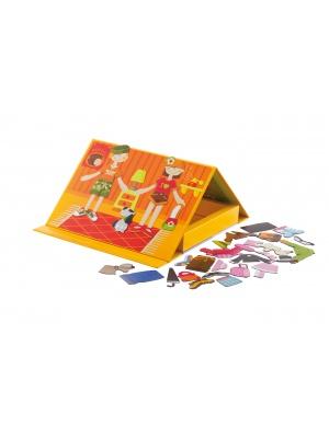 Puzzle Magnétique Mode 51 pièces