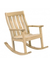 Rocking Chair en Pin