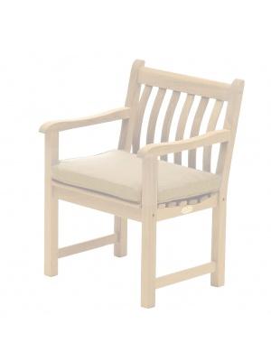 Coussins Acrylique pour fauteuil Alexander Rose écru