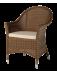 San Marino fauteuil rond