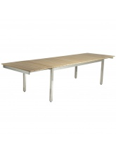 Table Cologne extensible en Roble