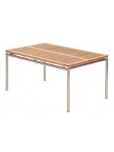 Table Avant en teck + 6 fauteuils