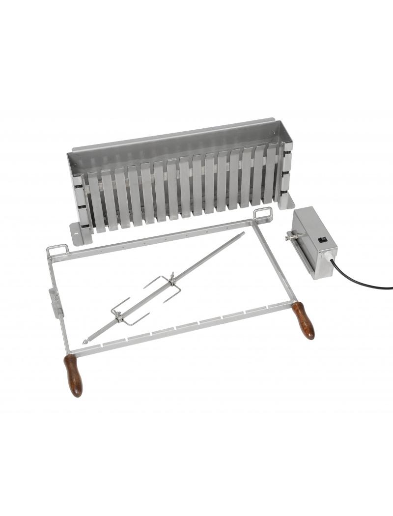 Planchas Collet Kit Intégral pour Barbecue Modèle 500