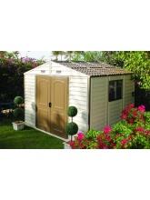 Abri de jardin Woodstyle premium 10X8