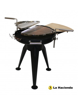 Barbecue Dual Grill 600