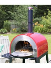 Four à pizza et fumoir Treviso