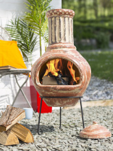 Brasero cheminée mexicaine Calido Large