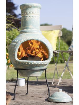 Braséro cheminée mexicaine Lumbre Large