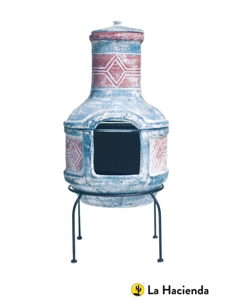 chemin e de jardin geometric avec sa grille de cuisson la. Black Bedroom Furniture Sets. Home Design Ideas