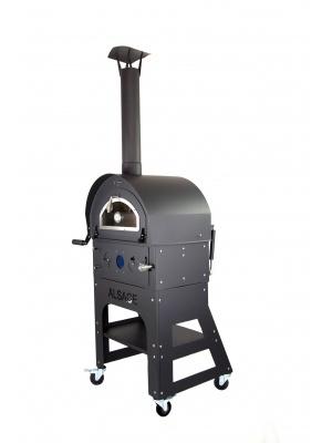 Four Barbecue multifonction de jardin VULCANO 3 PREMIUM