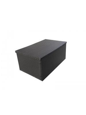 Coffre de rangement Lynco Noir