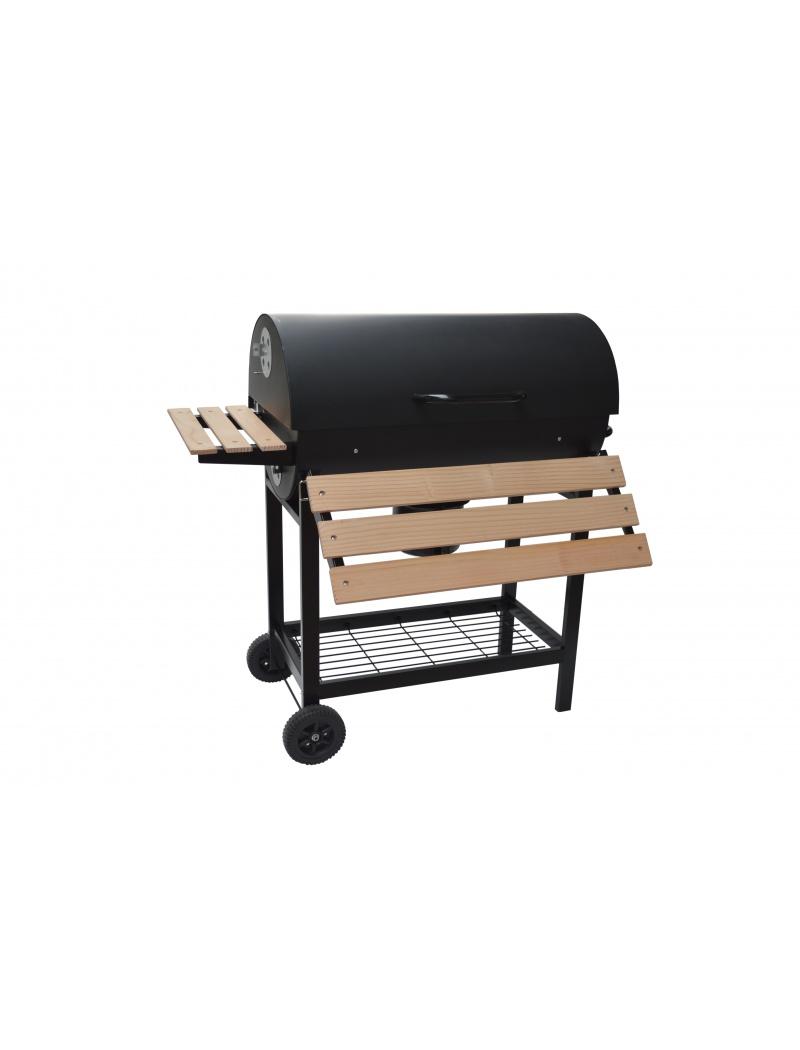 barbecue avec couvercle exterieur deco barbecues charbon de bois jardin concept. Black Bedroom Furniture Sets. Home Design Ideas