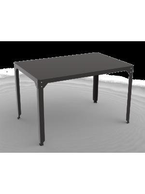 Table repas rectangle Hégoa anthracite