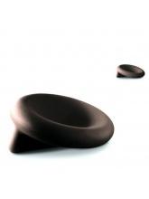 Fauteuil HOP chocolat