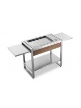 Plancha OASI 80 avec table OASI 97