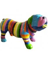 Bull Dog Chicago Multicolore