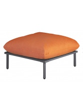 Pouf Beach Orange