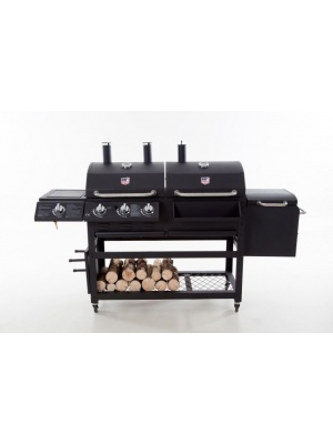 barbecue grand canyon gaz et charbon bbgrill barbecues. Black Bedroom Furniture Sets. Home Design Ideas