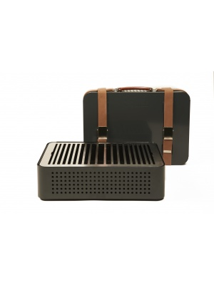 Barbecue portable Mon Oncle gris