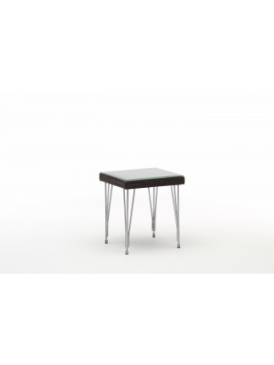 Table basse Mercur noir
