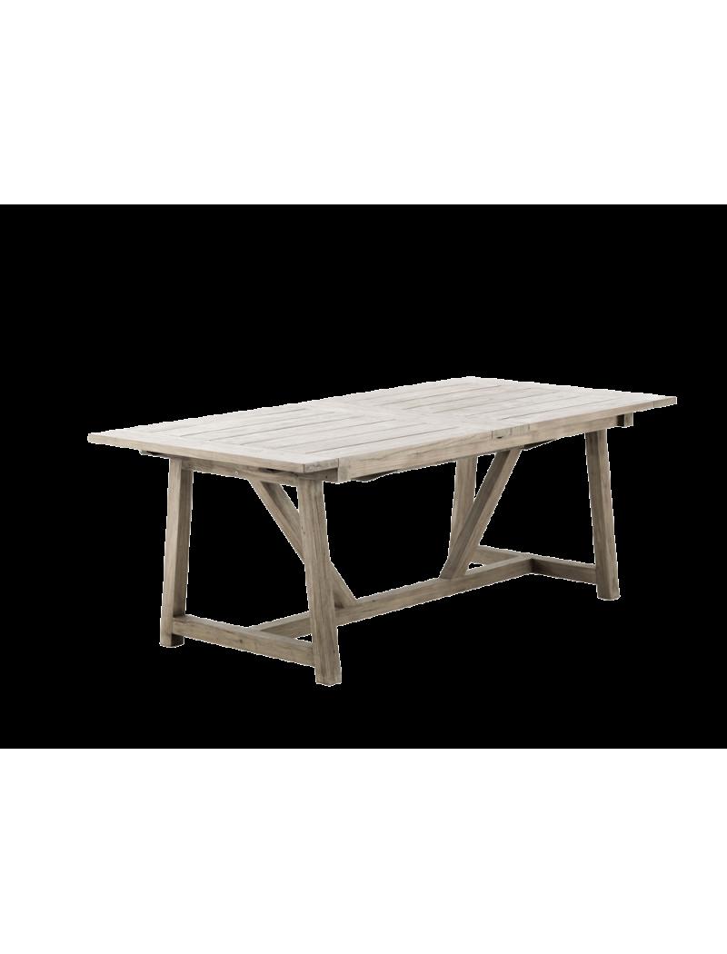 Sika Design Table extensible george en rotin