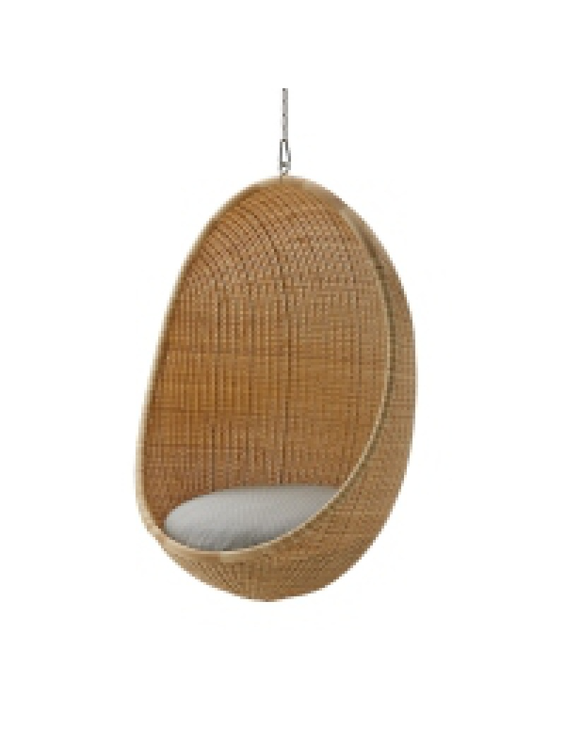 Fauteuil Oeuf Nature