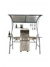 Pavillon Rhodos pour barbecue