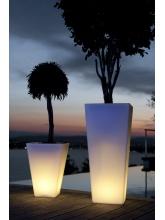 Pot de fleurs lumineux Rumba