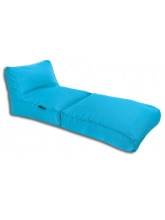 Conversion Lounger Bleu lagon