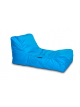 Studio Lounger Outdoor Bleu lagon